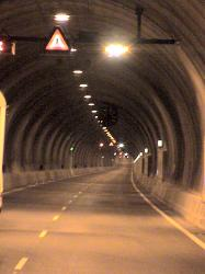 Drukke week in de Westerscheldetunnel