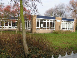 De huidige Don Bosco school